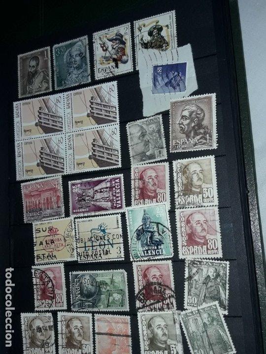 Sellos: Magnífico gran lote de mas 10.000 sellos de todo Mundo nuevos y usados - Foto 20 - 178196537