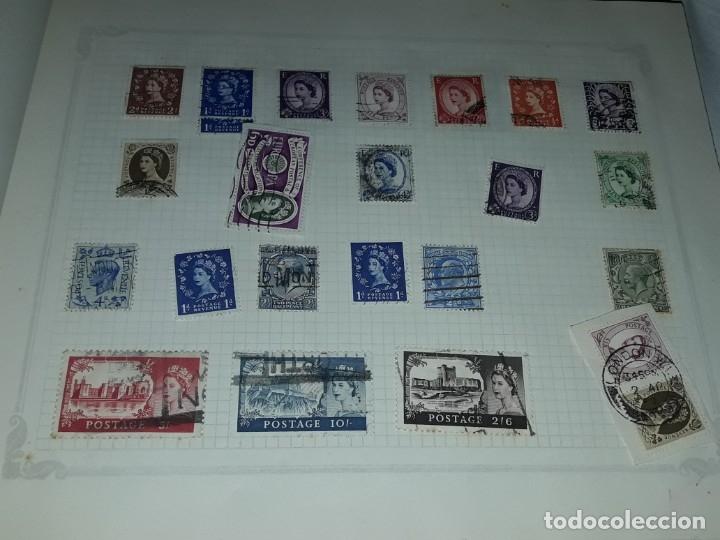 Sellos: Magnífico gran lote de mas 10.000 sellos de todo Mundo nuevos y usados - Foto 28 - 178196537
