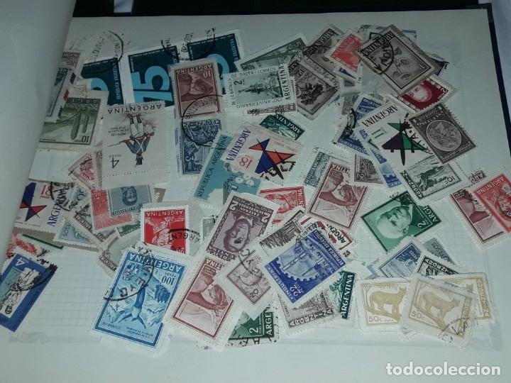 Sellos: Magnífico gran lote de mas 10.000 sellos de todo Mundo nuevos y usados - Foto 29 - 178196537