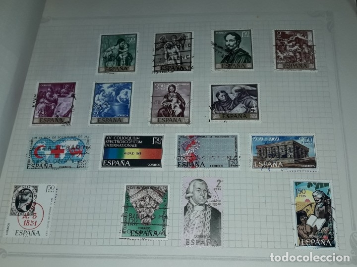 Sellos: Magnífico gran lote de mas 10.000 sellos de todo Mundo nuevos y usados - Foto 32 - 178196537