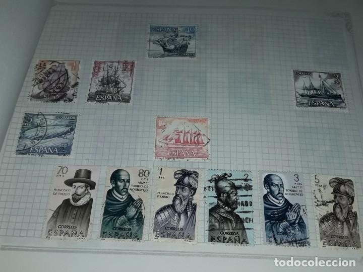 Sellos: Magnífico gran lote de mas 10.000 sellos de todo Mundo nuevos y usados - Foto 35 - 178196537