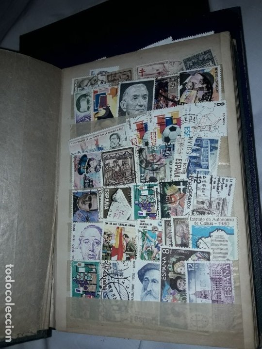 Sellos: Magnífico gran lote de mas 10.000 sellos de todo Mundo nuevos y usados - Foto 37 - 178196537