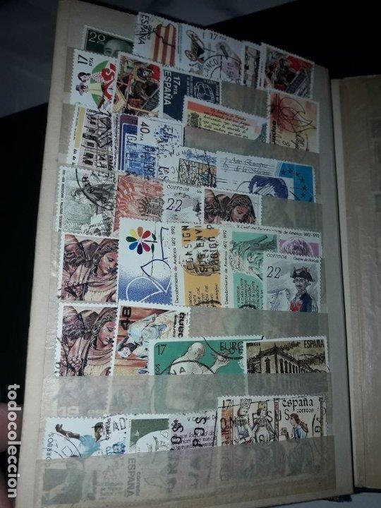 Sellos: Magnífico gran lote de mas 10.000 sellos de todo Mundo nuevos y usados - Foto 40 - 178196537