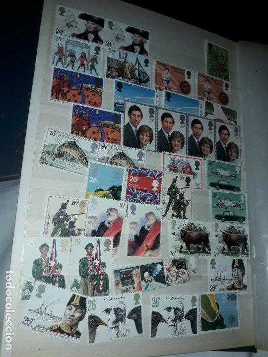 Sellos: Magnífico gran lote de mas 10.000 sellos de todo Mundo nuevos y usados - Foto 47 - 178196537