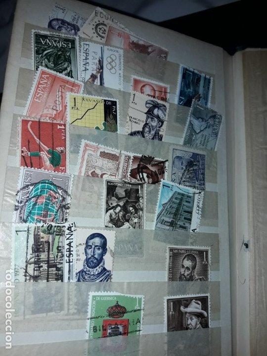 Sellos: Magnífico gran lote de mas 10.000 sellos de todo Mundo nuevos y usados - Foto 51 - 178196537