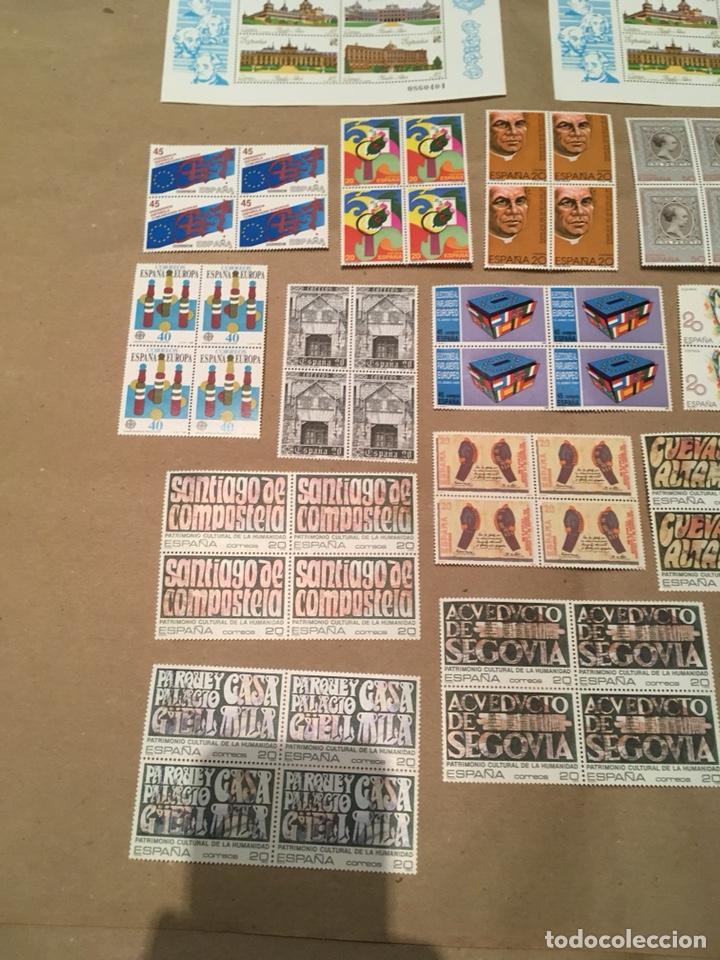 Sellos: Lote de sellos de 1989 - Foto 2 - 180287165
