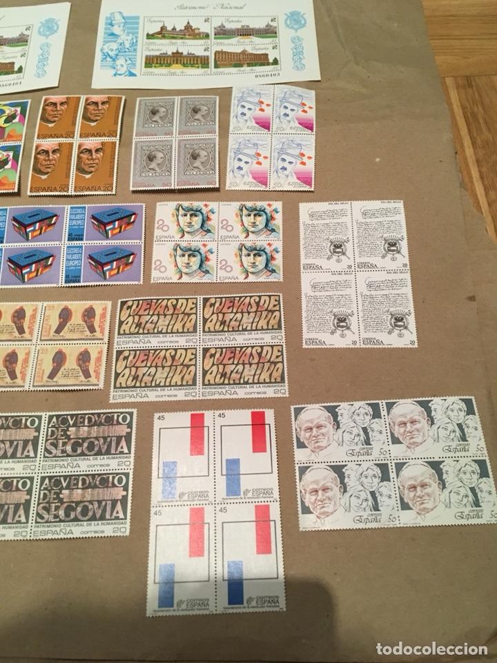 Sellos: Lote de sellos de 1989 - Foto 3 - 180287165