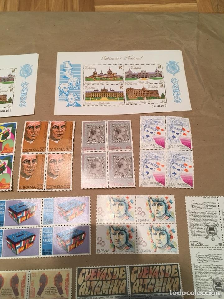 Sellos: Lote de sellos de 1989 - Foto 4 - 180287165