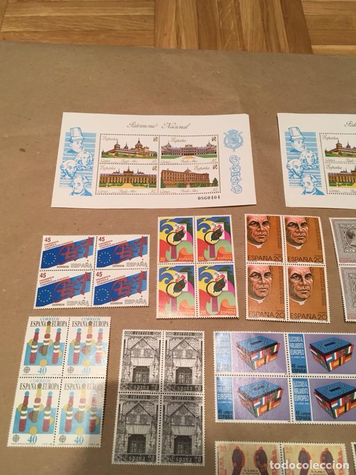 Sellos: Lote de sellos de 1989 - Foto 5 - 180287165