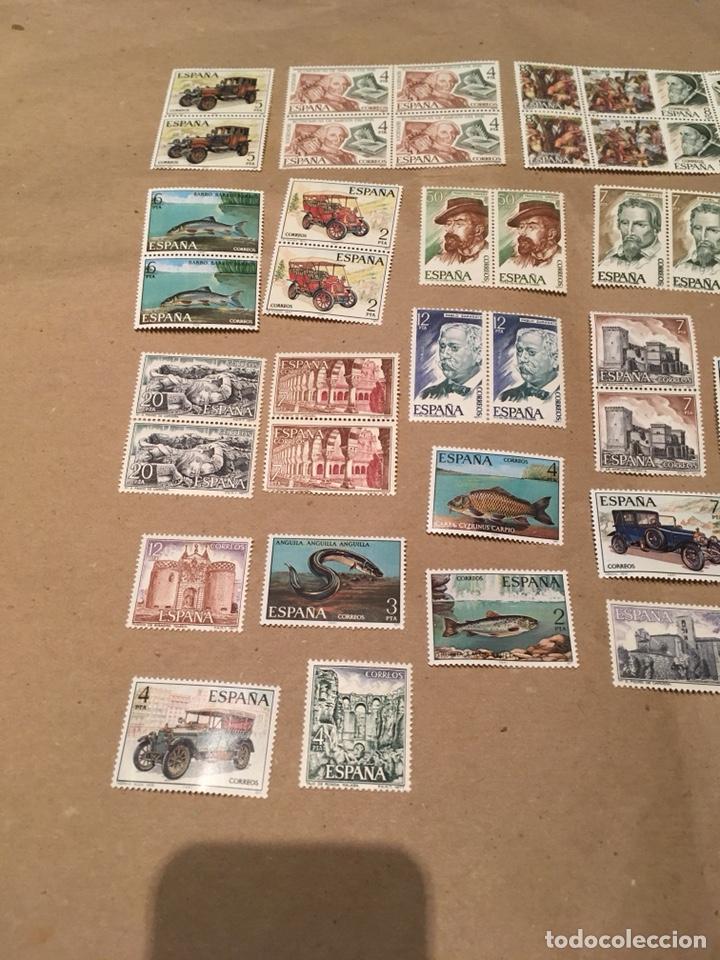 Sellos: Lote de sellos de 1977 - Foto 2 - 180287383