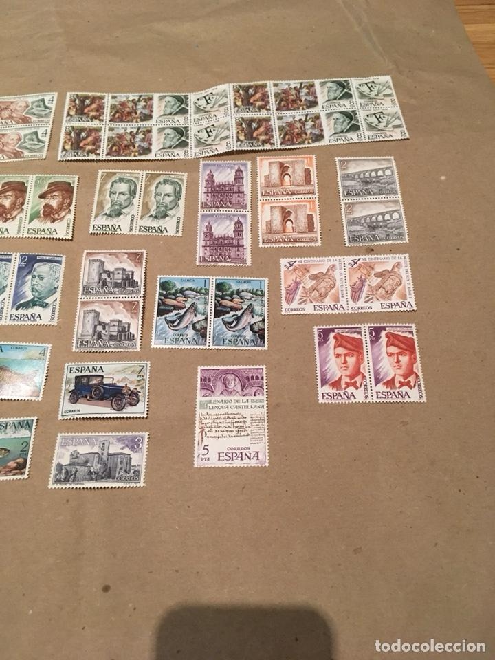 Sellos: Lote de sellos de 1977 - Foto 3 - 180287383
