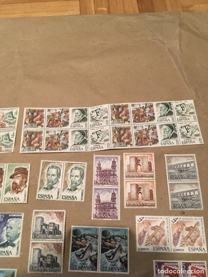 Sellos: Lote de sellos de 1977 - Foto 4 - 180287383