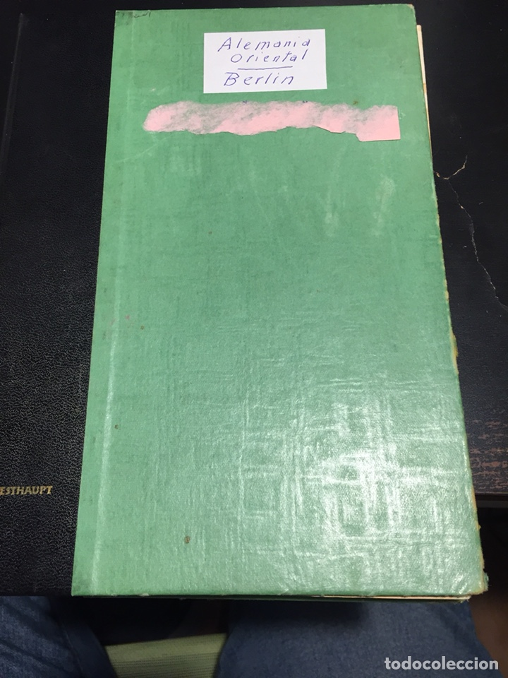 LOTE CLASIFICADOR ALEMANIA BERLÍN NUEVO ALTÍSIMO VALOR CATÁLOGO (Sellos - Colecciones y Lotes de Conjunto)