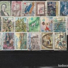 Sellos: ESPAÑA 1972 - LOTE DE 20 SELLOS DIFERENTES - USADOS. Lote 180399155