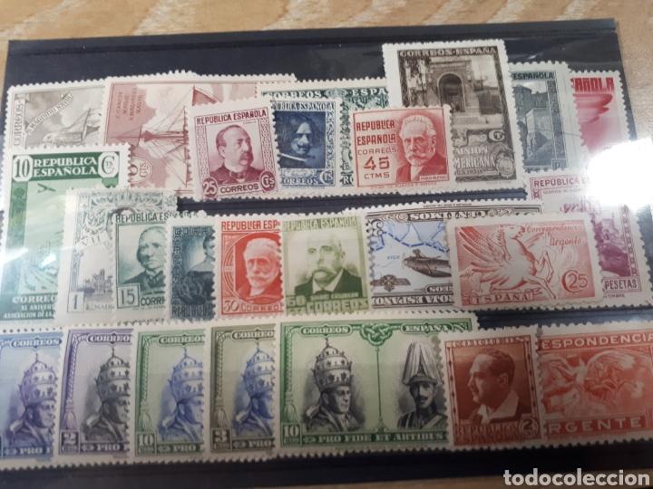 SELLOS NUEVOS DE ESPAÑA LOTE P29 (Sellos - Colecciones y Lotes de Conjunto)