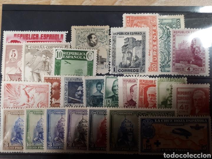 SELLOS DE ESPAÑA NUEVOS LOT. P41 (Sellos - Colecciones y Lotes de Conjunto)