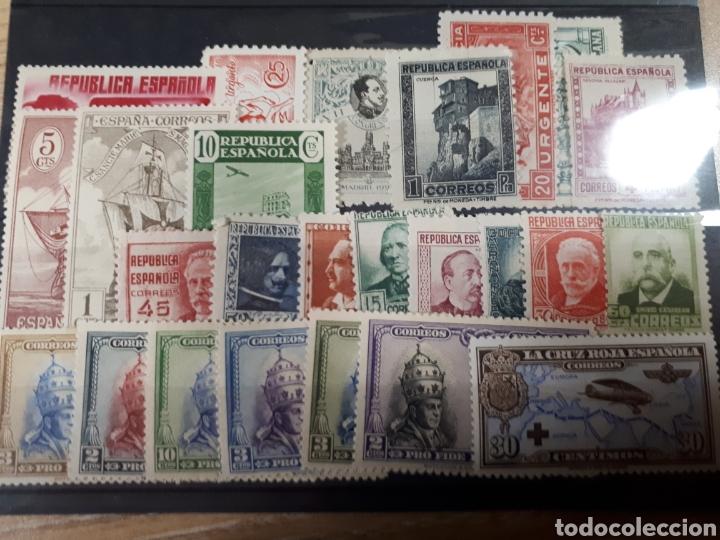 SELLOS NUEVOS DE ESPAÑA LOT. P42 (Sellos - Colecciones y Lotes de Conjunto)
