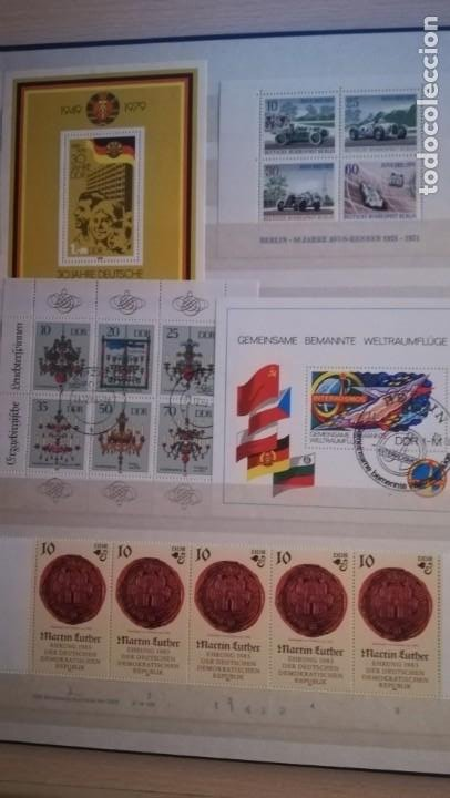 Sellos: LOTE DE 6 ALBUNES DE SELLOS MUNDIALES.MAS DE 4000 SELLOS Y MAS DE 100 PAISES - Foto 12 - 183574575