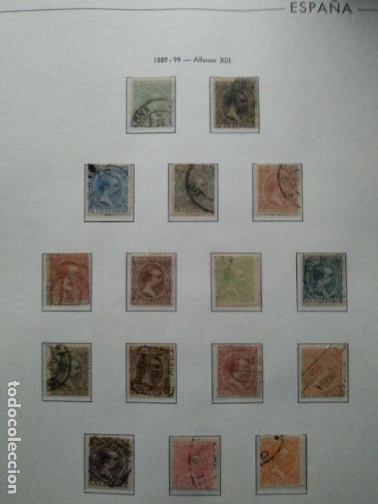 Sellos: Impresionante colección de sellos de España desde el número 1 año 1850 al número 3956 del año 2002 - Foto 5 - 187192891