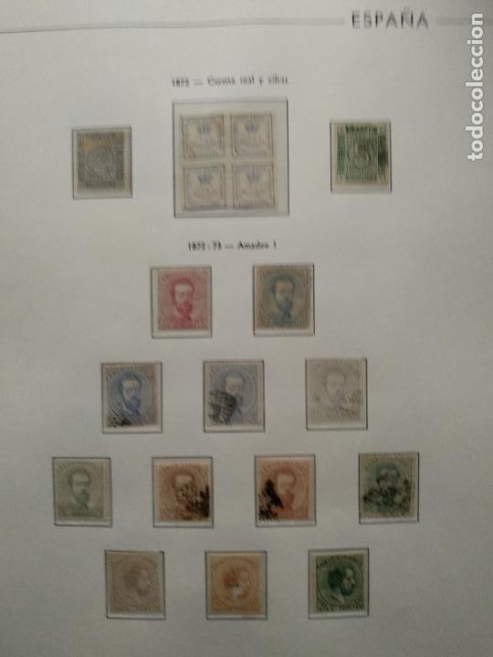 Sellos: Impresionante colección de sellos de España desde el número 1 año 1850 al número 3956 del año 2002 - Foto 13 - 187192891
