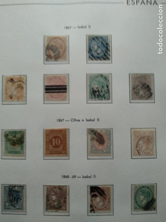 Sellos: Impresionante colección de sellos de España desde el número 1 año 1850 al número 3956 del año 2002 - Foto 15 - 187192891
