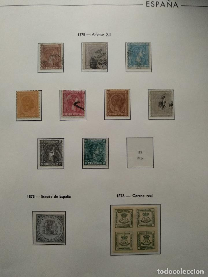 Sellos: Impresionante colección de sellos de España desde el número 1 año 1850 al número 3956 del año 2002 - Foto 18 - 187192891