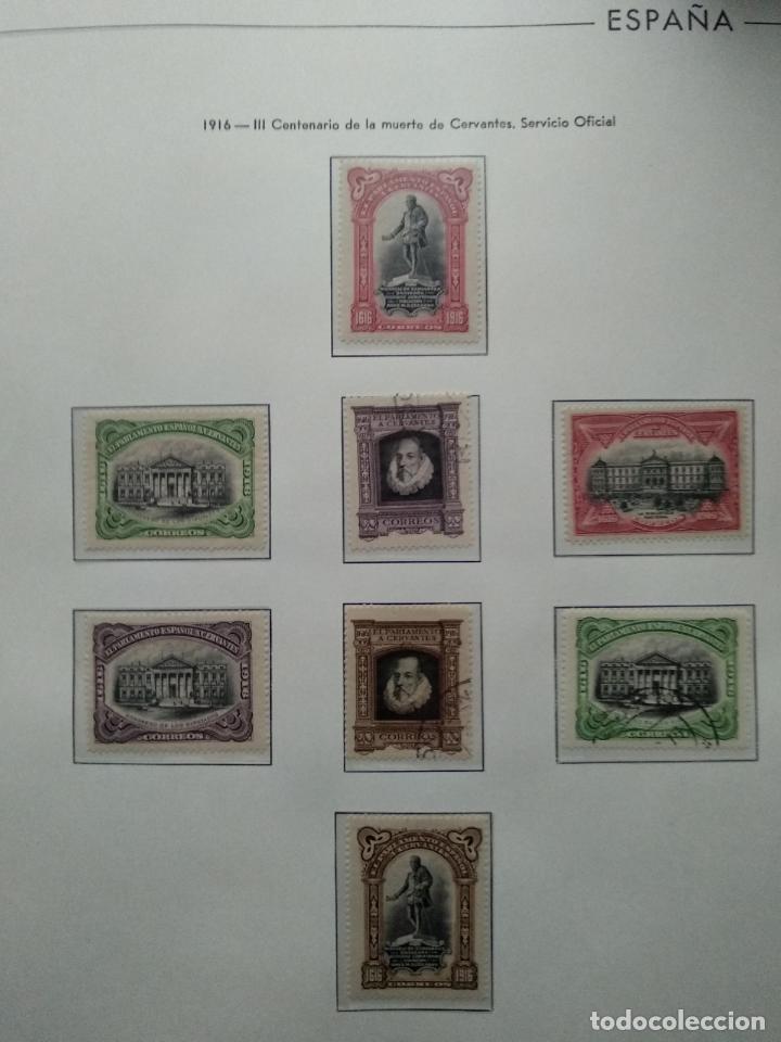 Sellos: Impresionante colección de sellos de España desde el número 1 año 1850 al número 3956 del año 2002 - Foto 19 - 187192891