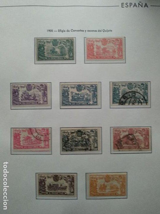 Sellos: Impresionante colección de sellos de España desde el número 1 año 1850 al número 3956 del año 2002 - Foto 20 - 187192891
