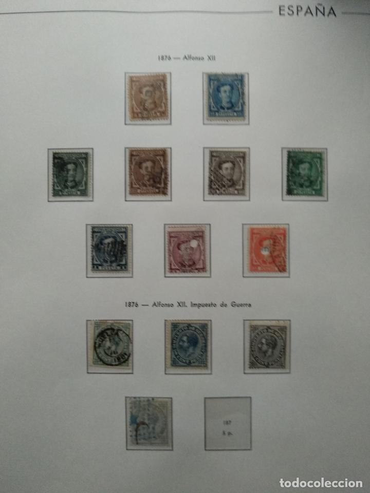 Sellos: Impresionante colección de sellos de España desde el número 1 año 1850 al número 3956 del año 2002 - Foto 22 - 187192891