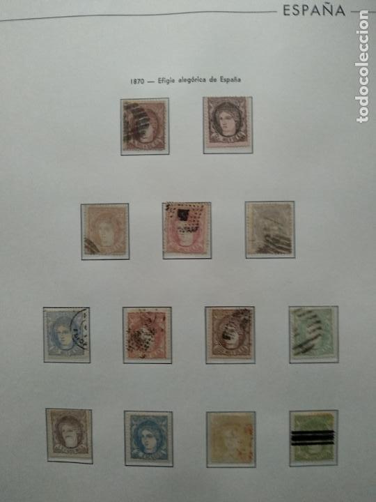 Sellos: Impresionante colección de sellos de España desde el número 1 año 1850 al número 3956 del año 2002 - Foto 23 - 187192891