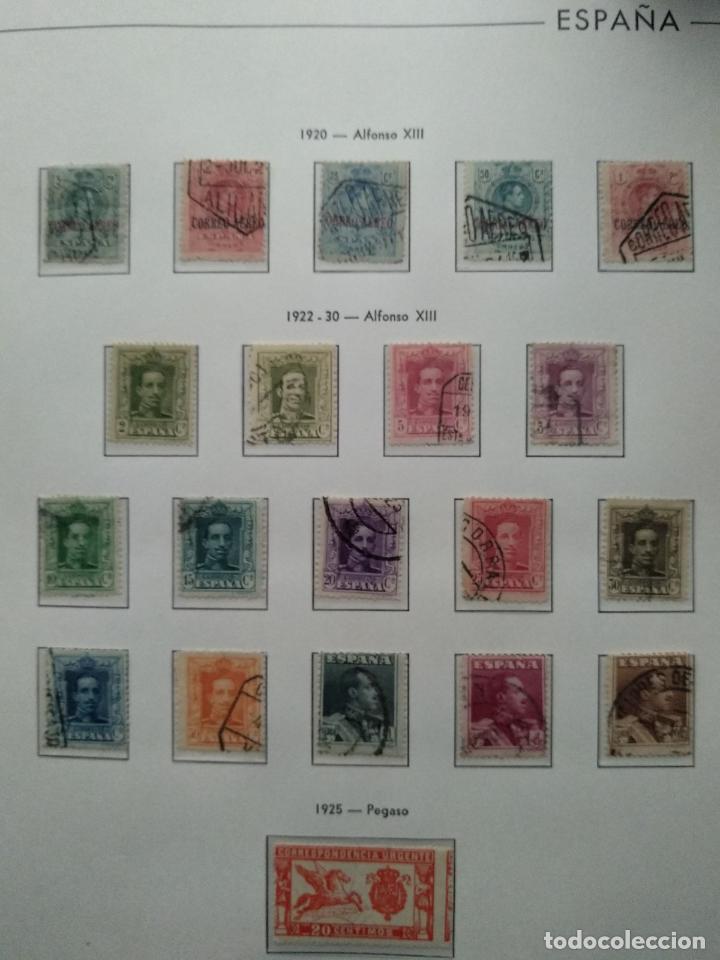 Sellos: Impresionante colección de sellos de España desde el número 1 año 1850 al número 3956 del año 2002 - Foto 29 - 187192891