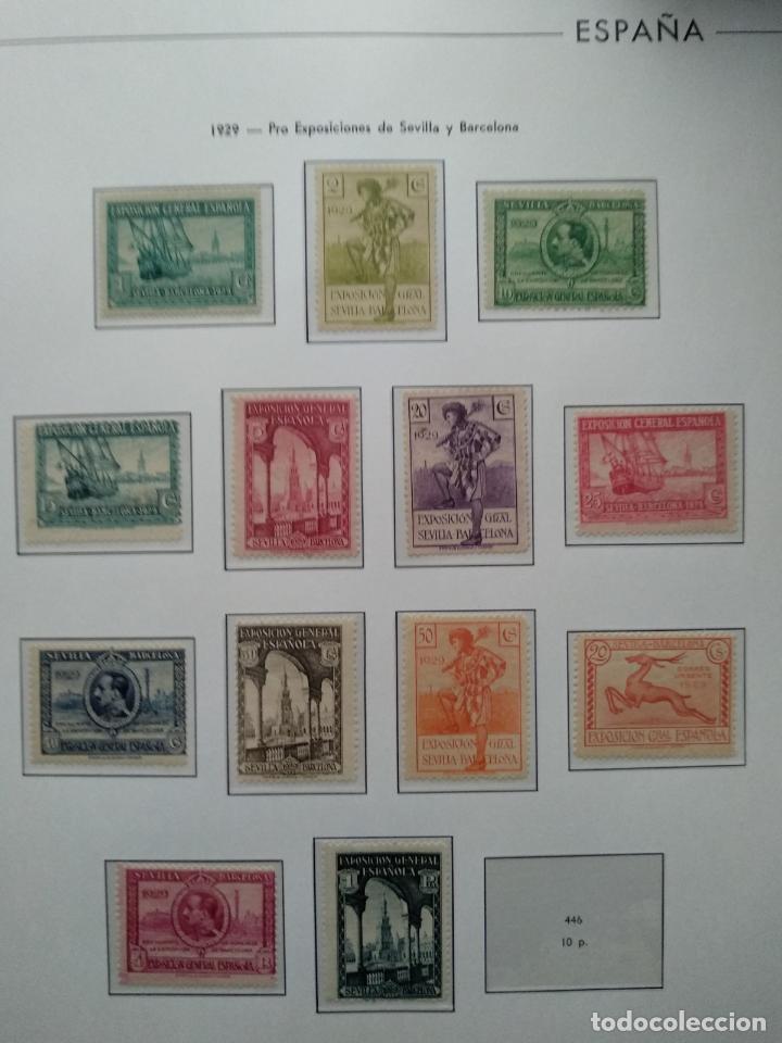 Sellos: Impresionante colección de sellos de España desde el número 1 año 1850 al número 3956 del año 2002 - Foto 32 - 187192891