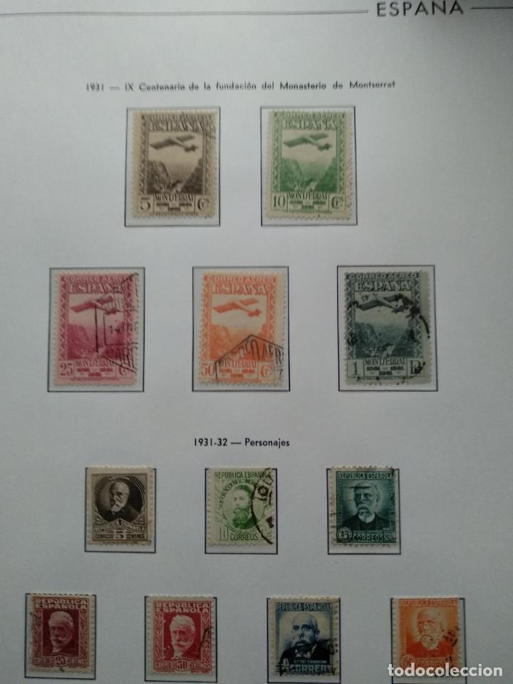 Sellos: Impresionante colección de sellos de España desde el número 1 año 1850 al número 3956 del año 2002 - Foto 33 - 187192891