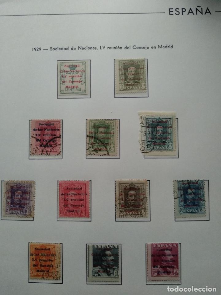 Sellos: Impresionante colección de sellos de España desde el número 1 año 1850 al número 3956 del año 2002 - Foto 34 - 187192891