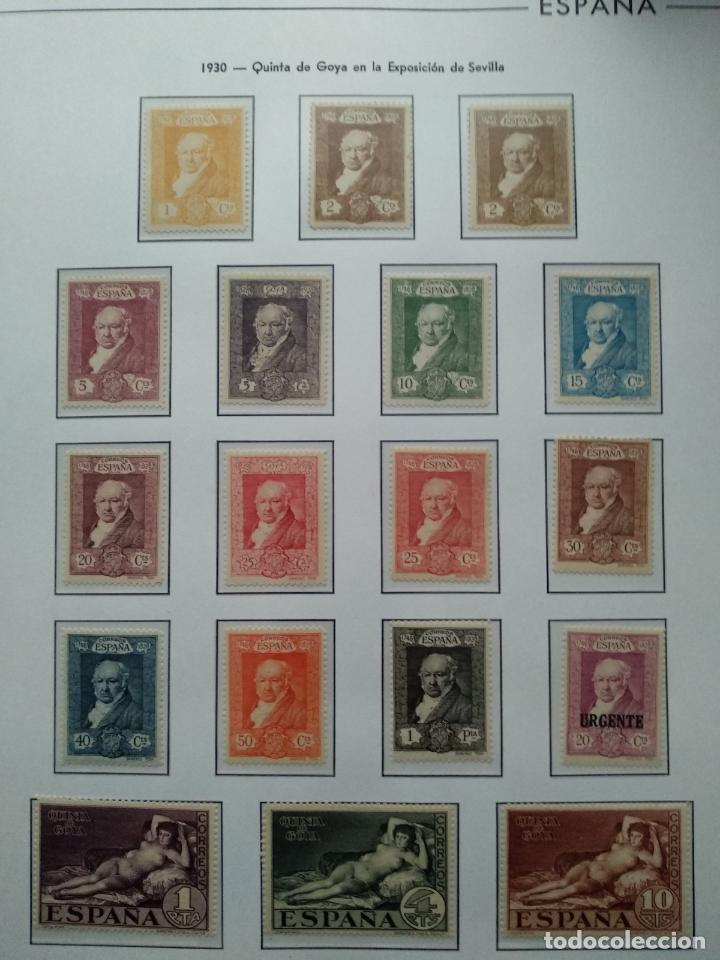 Sellos: Impresionante colección de sellos de España desde el número 1 año 1850 al número 3956 del año 2002 - Foto 35 - 187192891