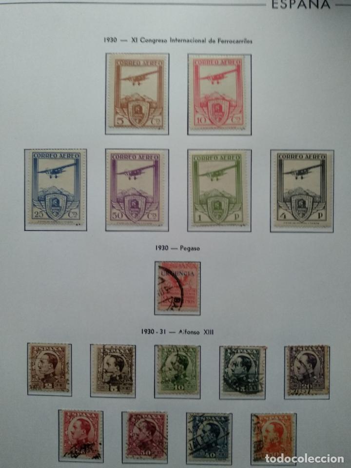 Sellos: Impresionante colección de sellos de España desde el número 1 año 1850 al número 3956 del año 2002 - Foto 36 - 187192891