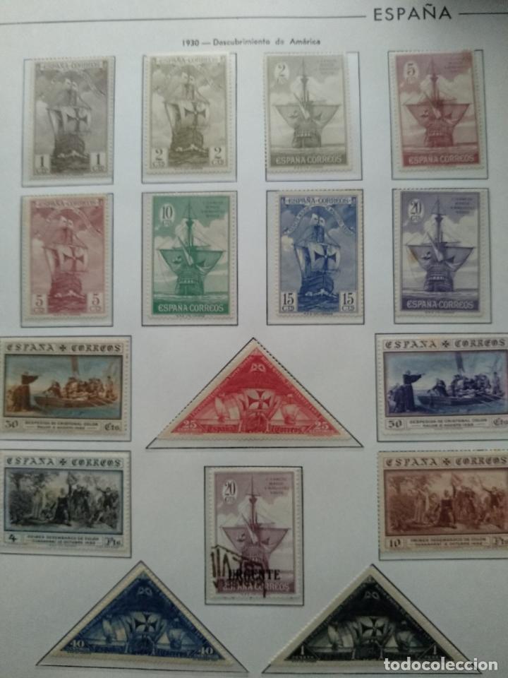 Sellos: Impresionante colección de sellos de España desde el número 1 año 1850 al número 3956 del año 2002 - Foto 37 - 187192891