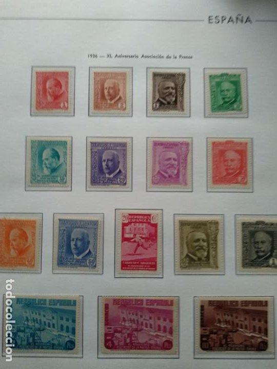 Sellos: Impresionante colección de sellos de España desde el número 1 año 1850 al número 3956 del año 2002 - Foto 40 - 187192891