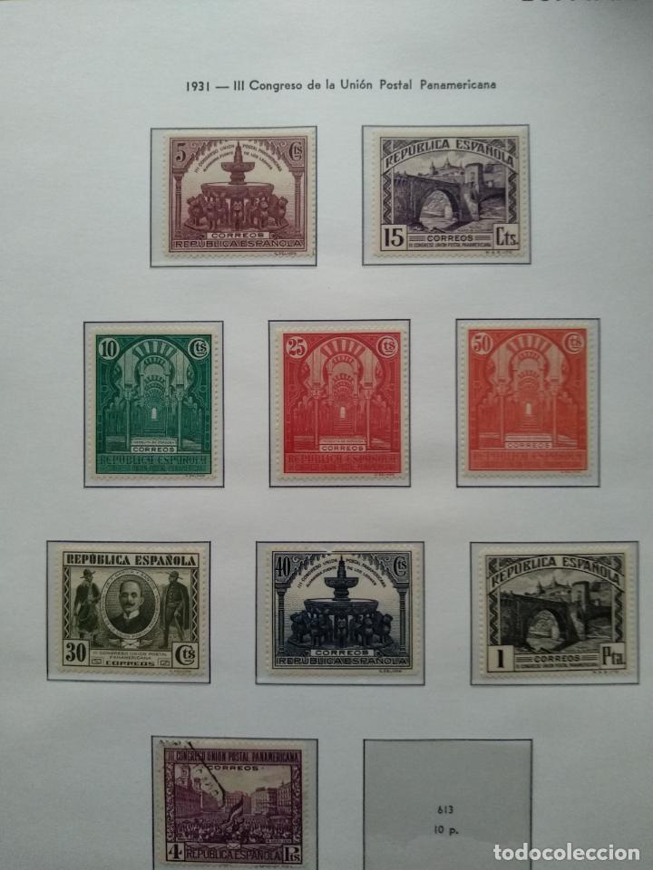 Sellos: Impresionante colección de sellos de España desde el número 1 año 1850 al número 3956 del año 2002 - Foto 41 - 187192891