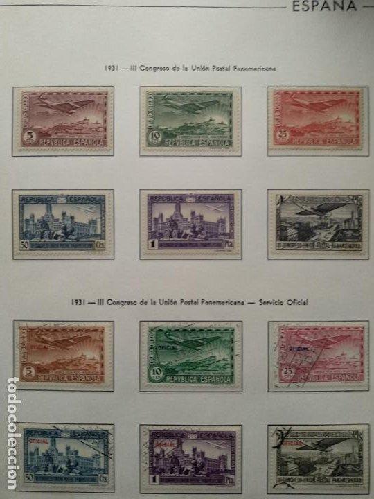 Sellos: Impresionante colección de sellos de España desde el número 1 año 1850 al número 3956 del año 2002 - Foto 43 - 187192891