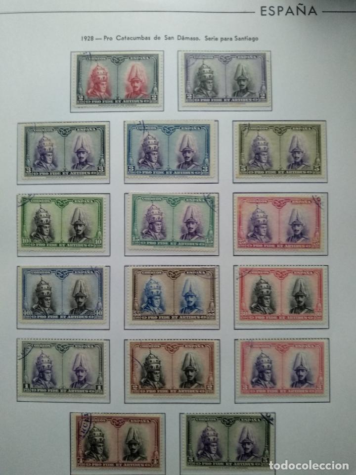 Sellos: Impresionante colección de sellos de España desde el número 1 año 1850 al número 3956 del año 2002 - Foto 45 - 187192891