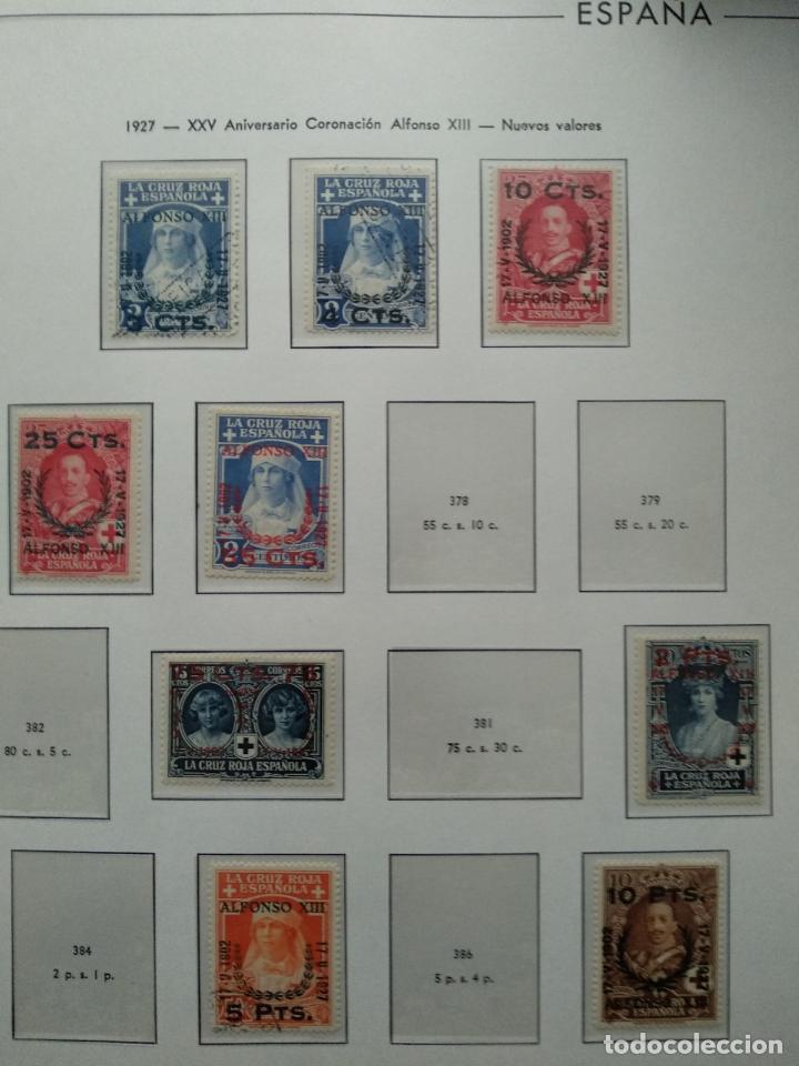 Sellos: Impresionante colección de sellos de España desde el número 1 año 1850 al número 3956 del año 2002 - Foto 46 - 187192891