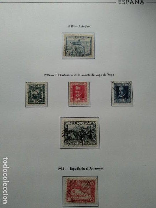 Sellos: Impresionante colección de sellos de España desde el número 1 año 1850 al número 3956 del año 2002 - Foto 47 - 187192891