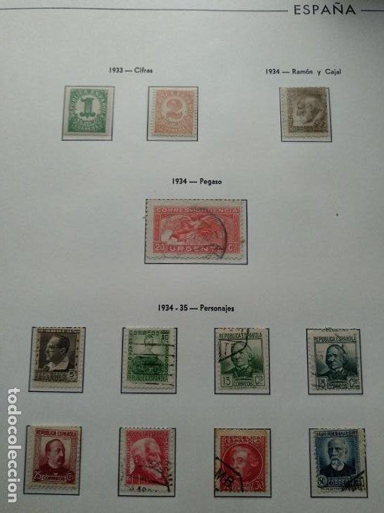 Sellos: Impresionante colección de sellos de España desde el número 1 año 1850 al número 3956 del año 2002 - Foto 48 - 187192891