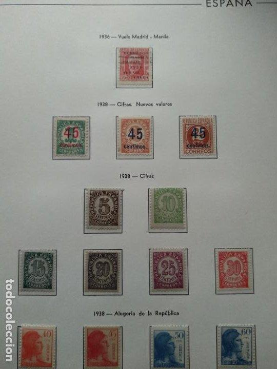 Sellos: Impresionante colección de sellos de España desde el número 1 año 1850 al número 3956 del año 2002 - Foto 49 - 187192891