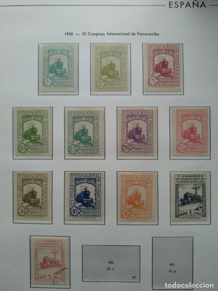 Sellos: Impresionante colección de sellos de España desde el número 1 año 1850 al número 3956 del año 2002 - Foto 50 - 187192891