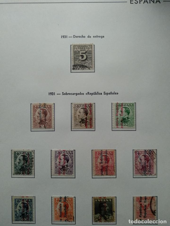 Sellos: Impresionante colección de sellos de España desde el número 1 año 1850 al número 3956 del año 2002 - Foto 56 - 187192891