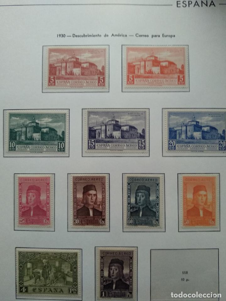 Sellos: Impresionante colección de sellos de España desde el número 1 año 1850 al número 3956 del año 2002 - Foto 57 - 187192891