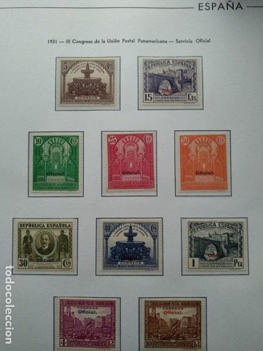 Sellos: Impresionante colección de sellos de España desde el número 1 año 1850 al número 3956 del año 2002 - Foto 58 - 187192891