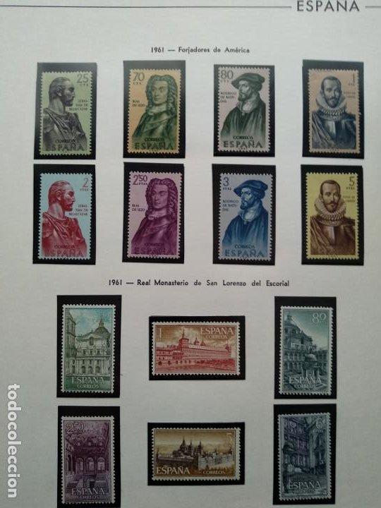 Sellos: Impresionante colección de sellos de España desde el número 1 año 1850 al número 3956 del año 2002 - Foto 66 - 187192891
